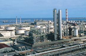 Immagini relative a raffineria sarroch